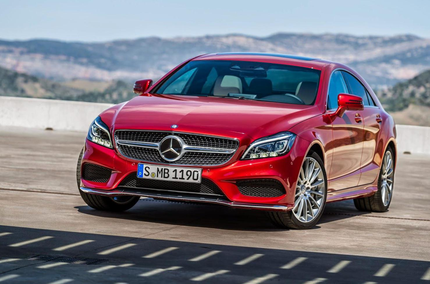 CLS Shooting Brake (X218) Mercedes approved coupe