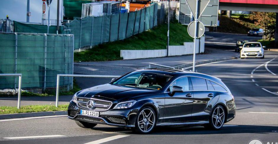 CLS Shooting Brake (X218) Mercedes prices sedan