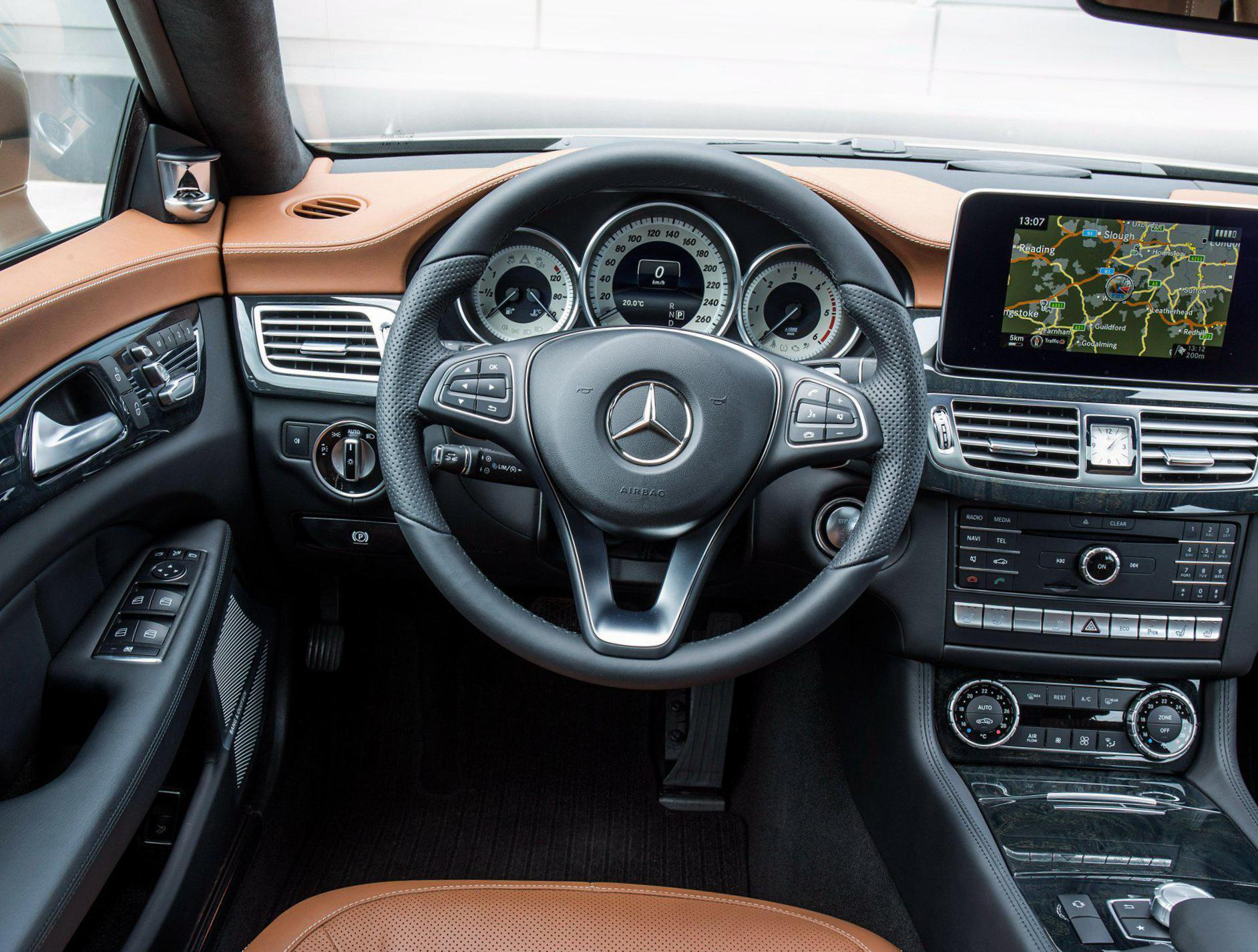 Mercedes CLS Shooting Brake (X218) price 2011
