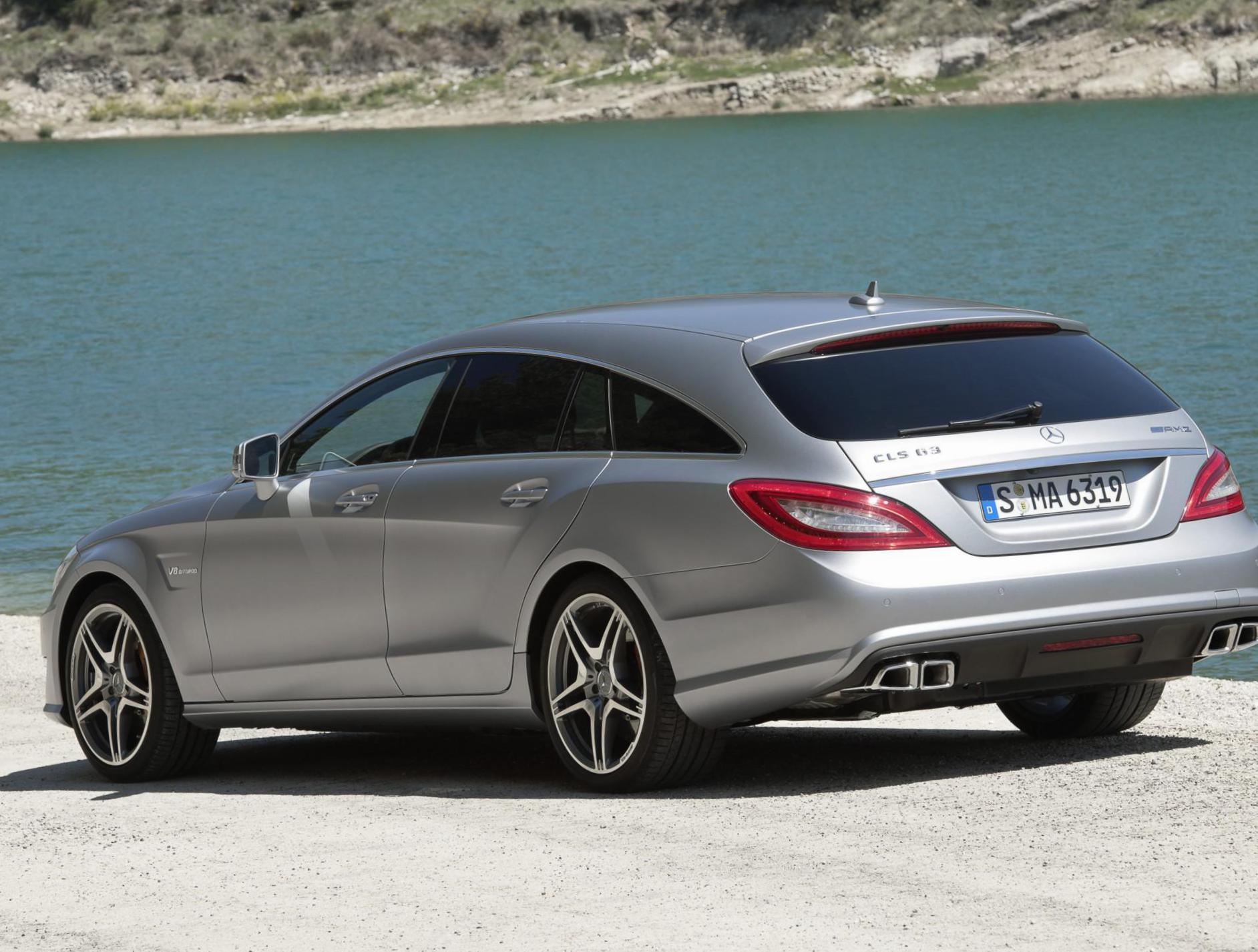 CLS Shooting Brake (X218) Mercedes cost 2015