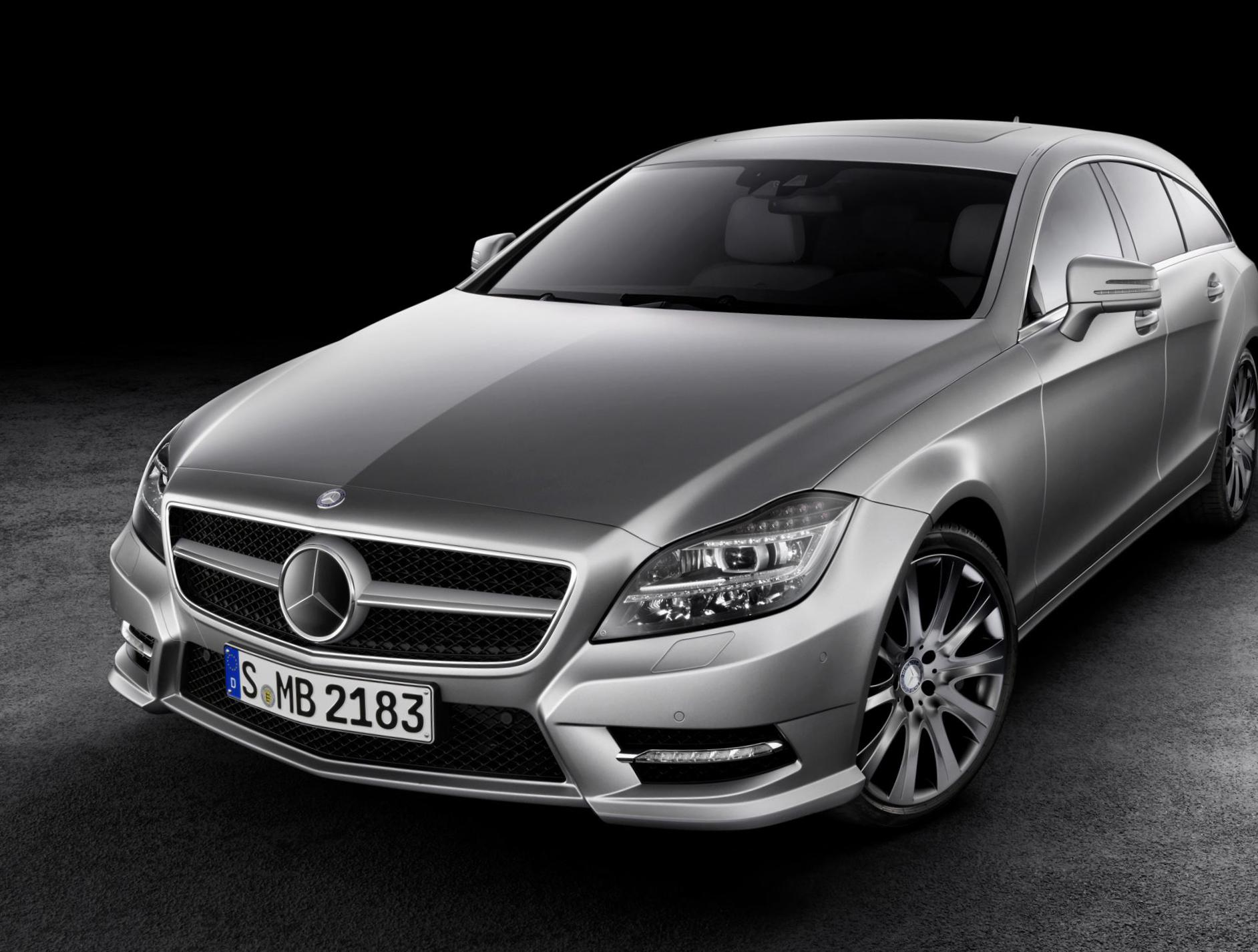 Mercedes CLS Shooting Brake (X218) lease 2011