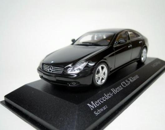 Mercedes CLS-Class (C219) tuning 2008