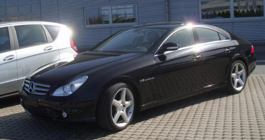 Mercedes CLS-Class (C219) used 2010
