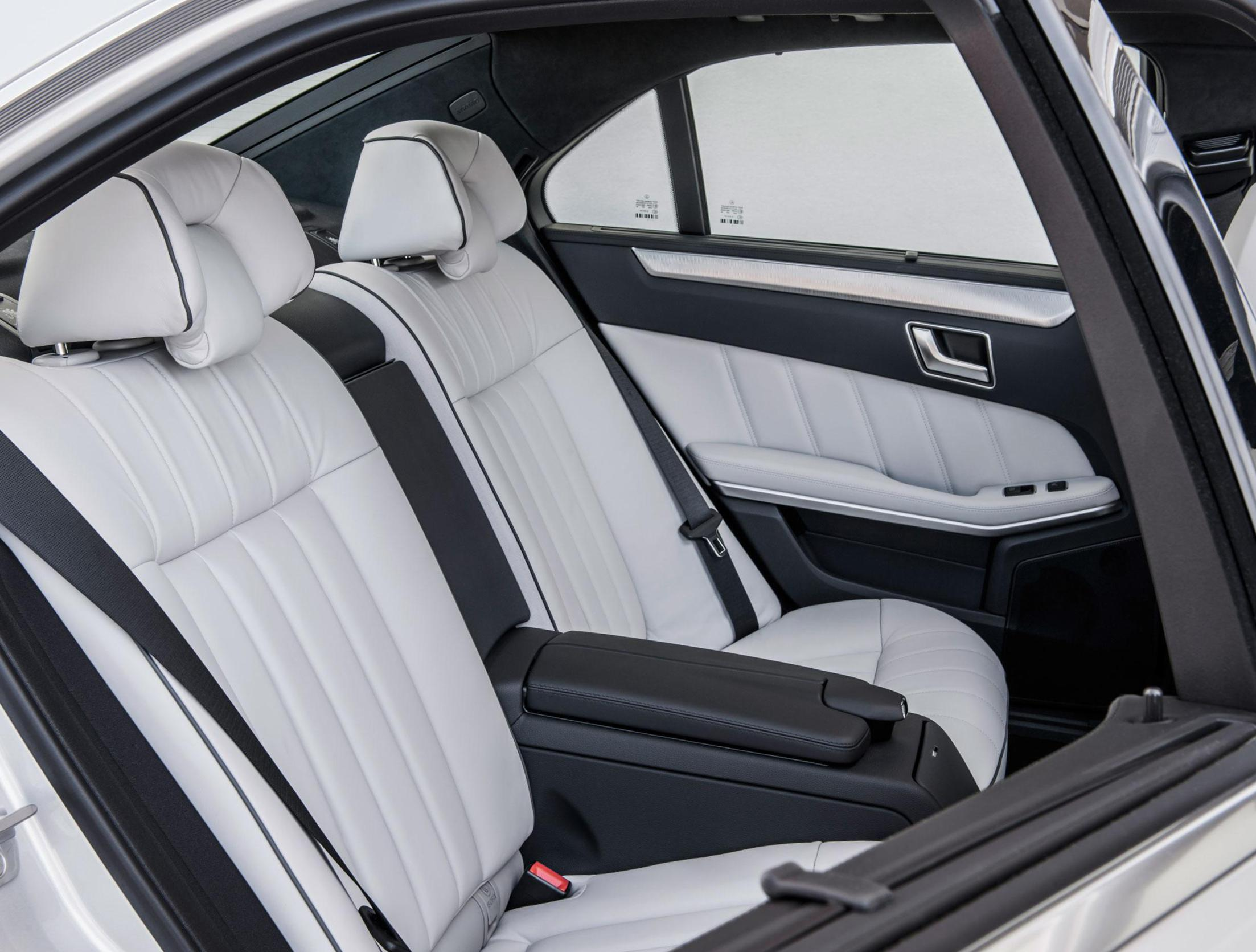 Mercedes E-Class (S212) approved sedan