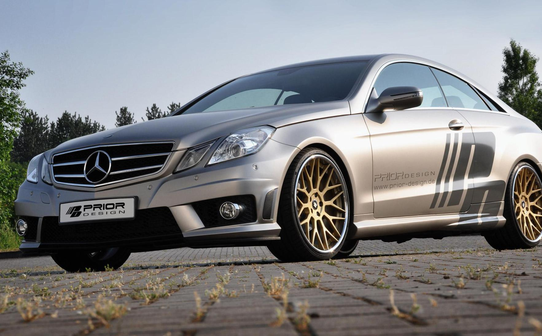 Mercedes E-Class (C207) approved 2005