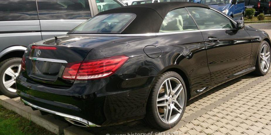 Mercedes E-Class (A207) for sale 2011