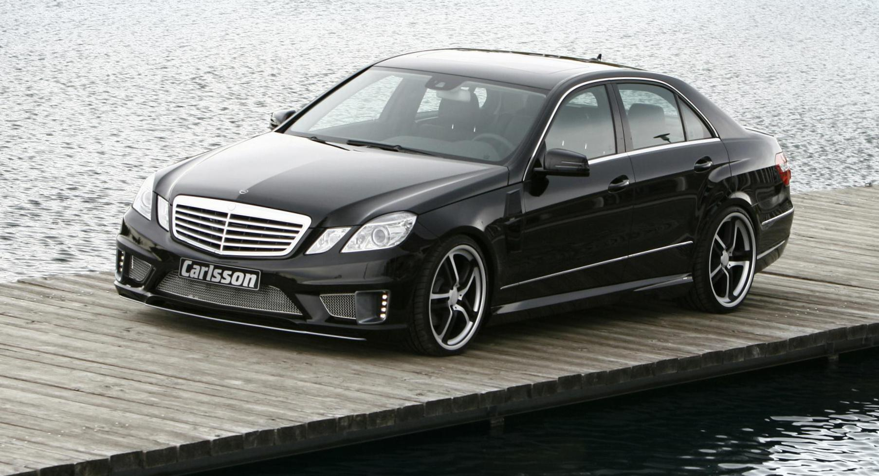 E-Class (W212) Mercedes Specification 2005