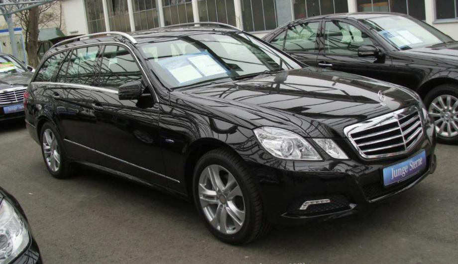 E-Class (S212) Mercedes approved suv