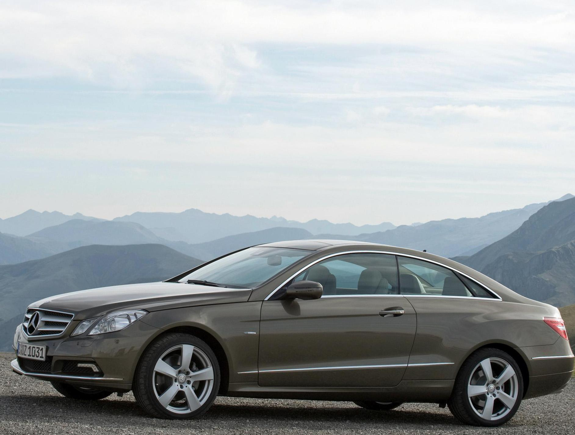 E-Class (A207) Mercedes approved 2011