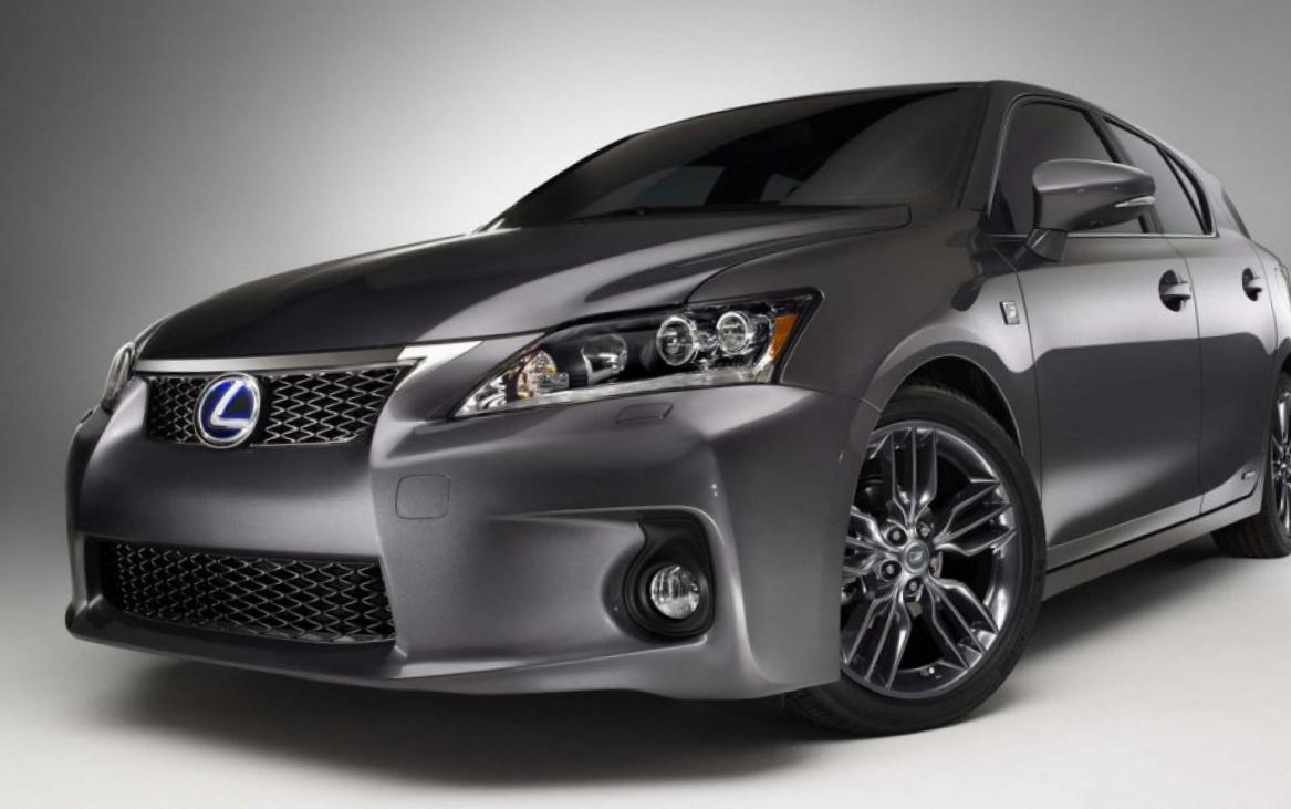 Lexus CT 200h cost coupe