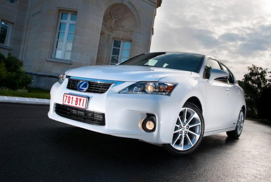 Lexus CT 200h lease coupe