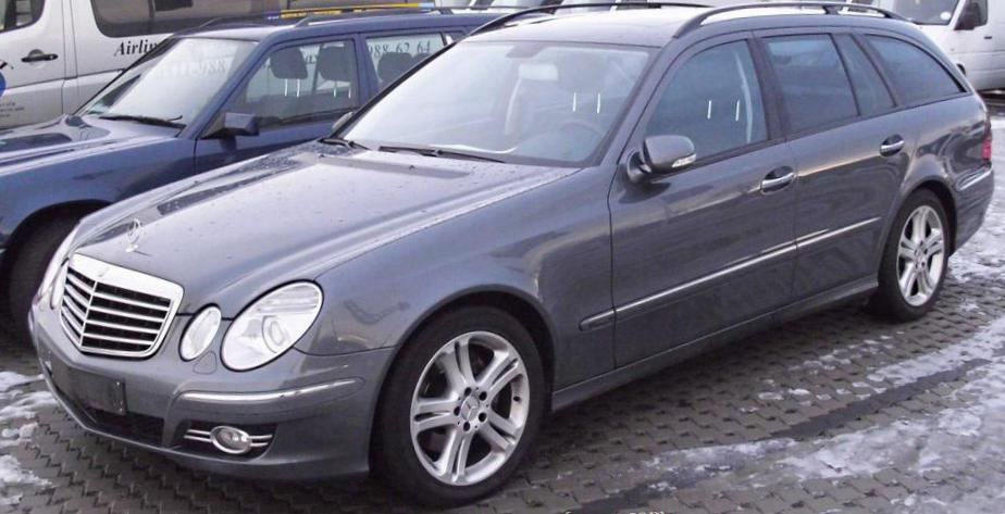 E-Class (S211) Mercedes for sale hatchback