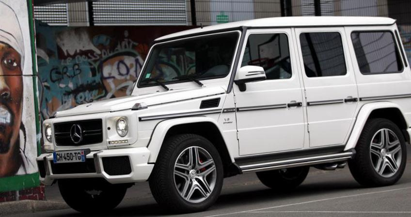 G-Class AMG (W463) Mercedes used 2010