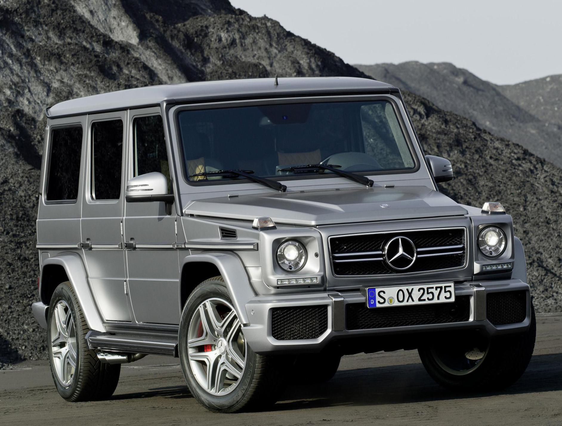 Mercedes G-Class AMG (W463) for sale 2007
