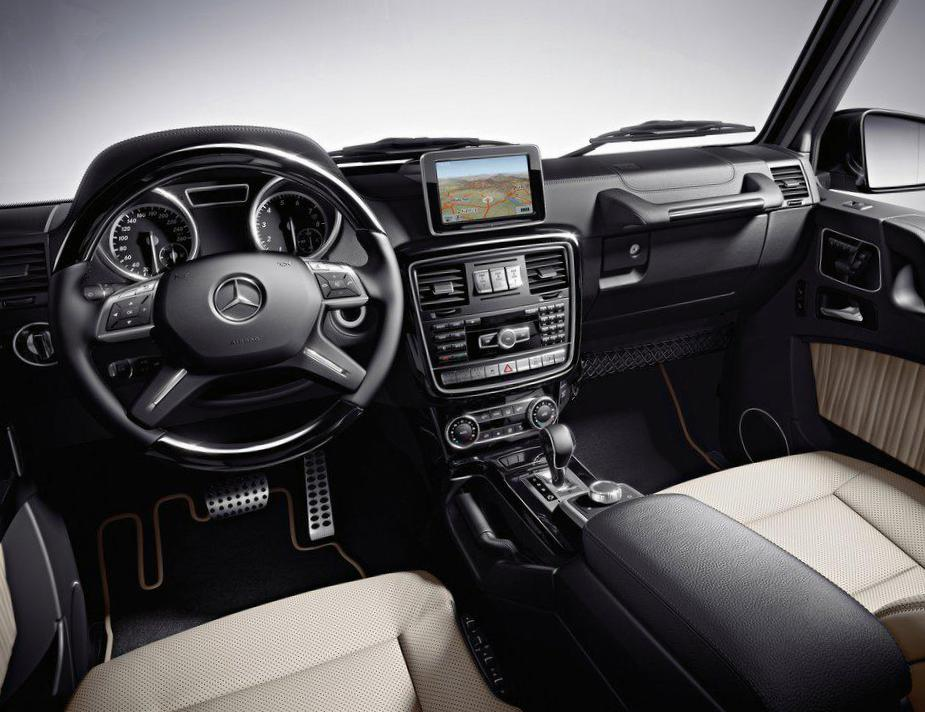 G-Class (W463) Mercedes prices 2015