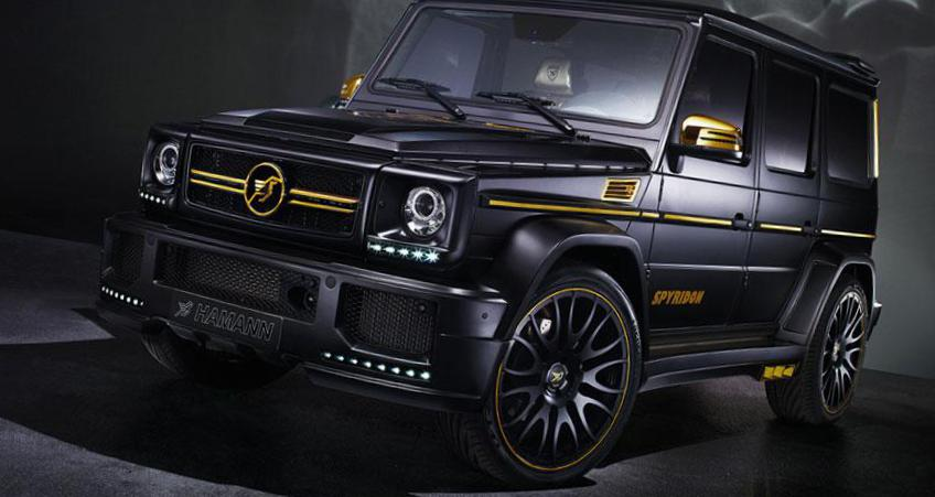 G-Class (W463) Mercedes approved 2008
