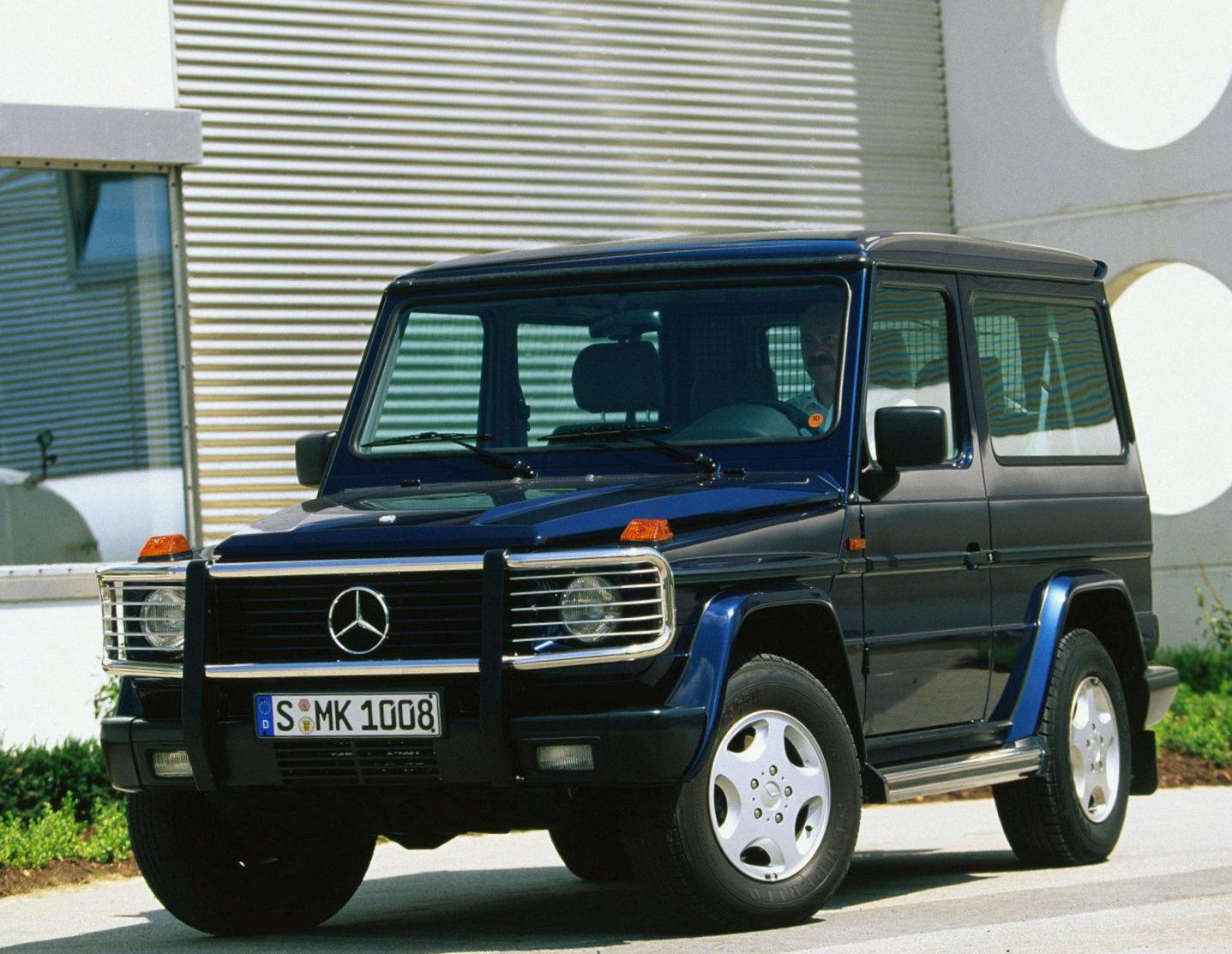 G-Class (W463) Mercedes for sale 2013