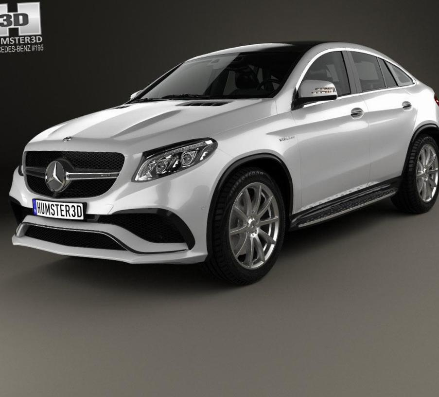 GLE-Class Coupe (C 292) Mercedes configuration hatchback