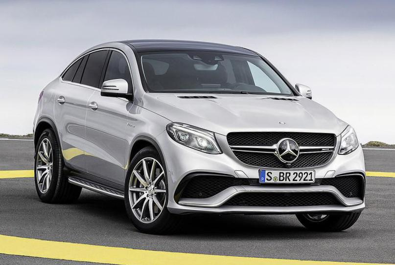 GLE-Class Coupe (C 292) Mercedes review 2008