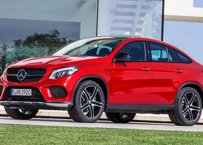 Mercedes GLE-Class Coupe (C 292) for sale 2009