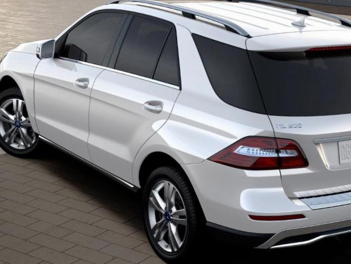 Mercedes GLE-Class SUV (W 166) auto hatchback