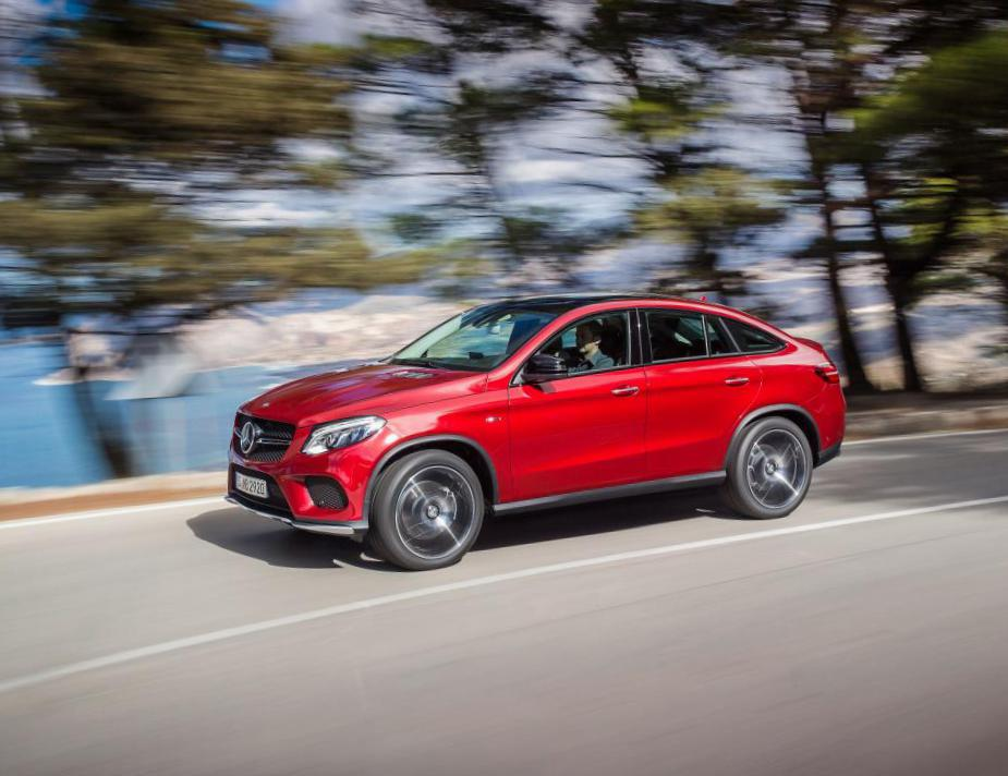 Mercedes GLE-Class SUV (W 166) for sale 2011