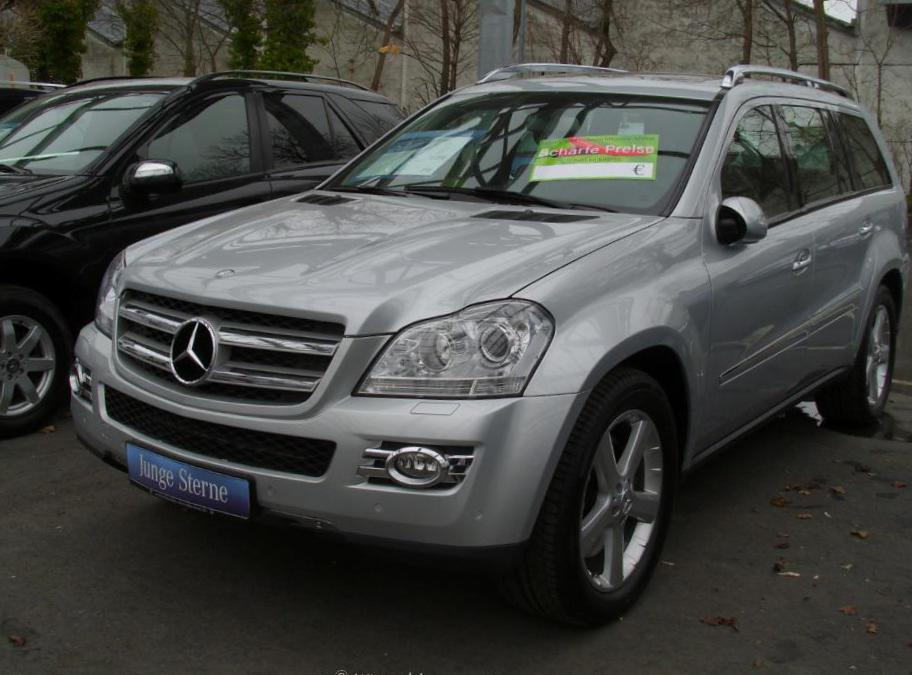 GL-Class (X164) Mercedes for sale wagon