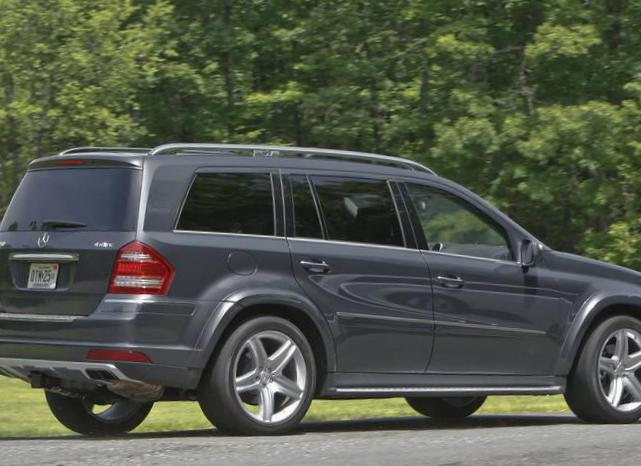 GL-Class (X164) Mercedes prices suv