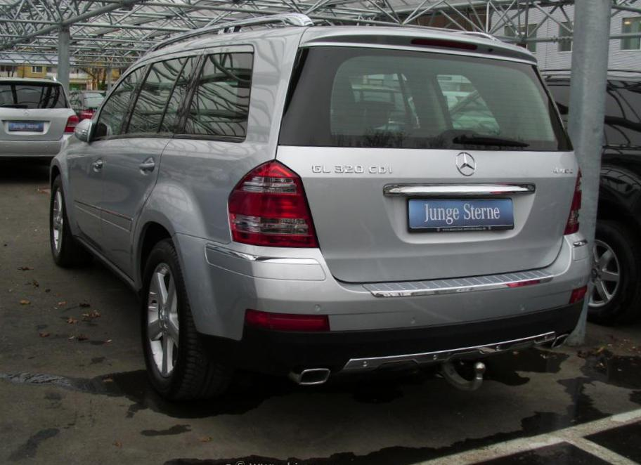 Mercedes GL-Class (X164) tuning sedan