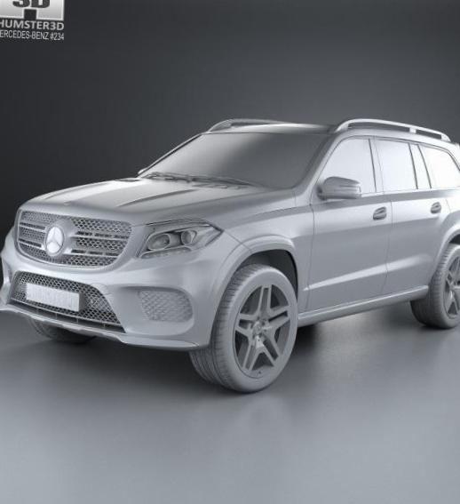 GLS-Class Mercedes Specification 2012