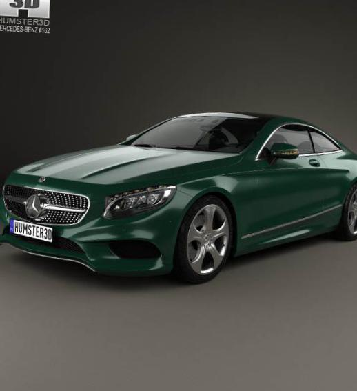 Mercedes S-Class Coupe (C217) price 2008