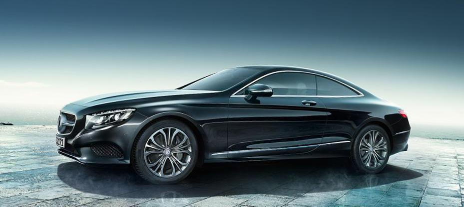 Mercedes S-Class Coupe (C217) Specifications hatchback