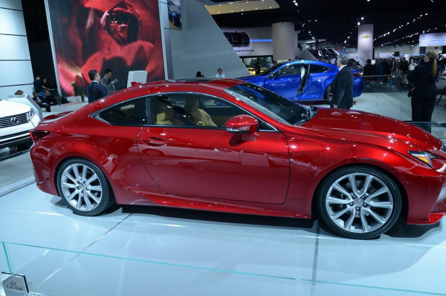 three rc f front reviews geneva trend show lexus motor quarter car view cars at sport rating and