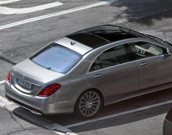 Maybach S-Class Mercedes models 2013