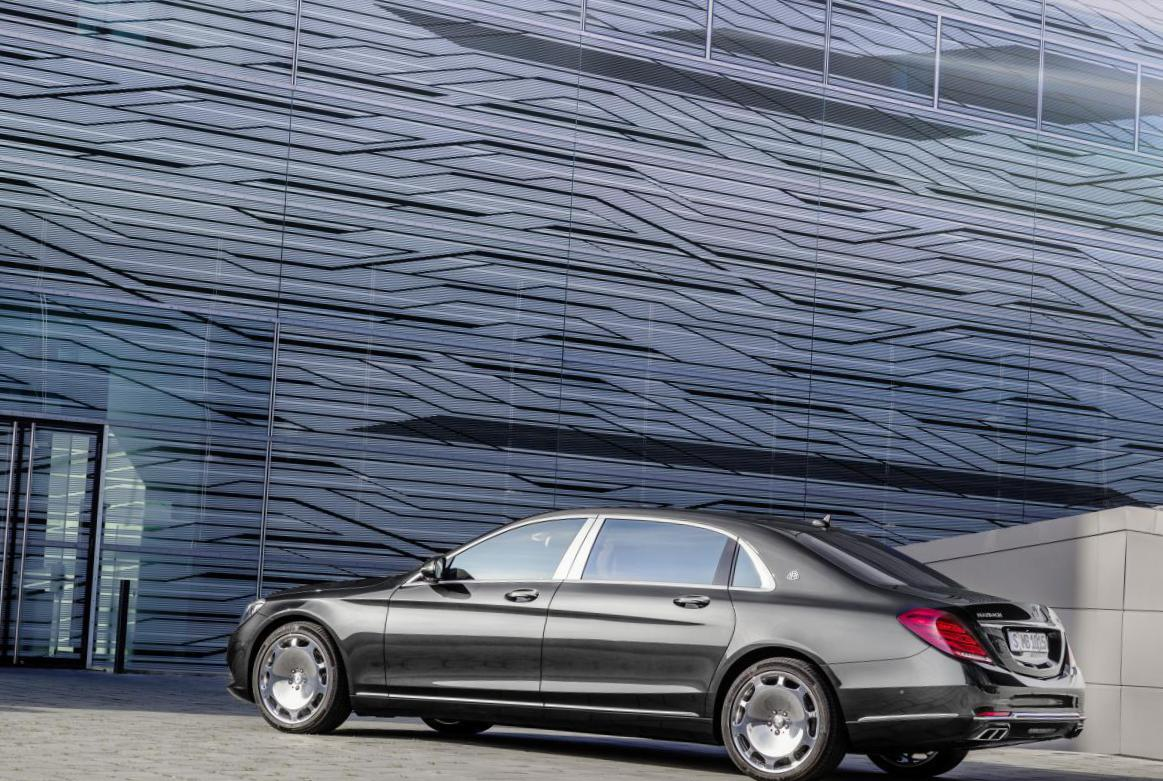Maybach S-Class Mercedes prices coupe