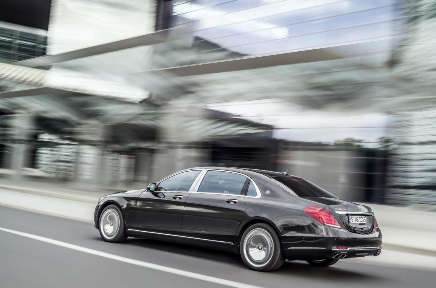 Maybach S-Class Mercedes sale 2011