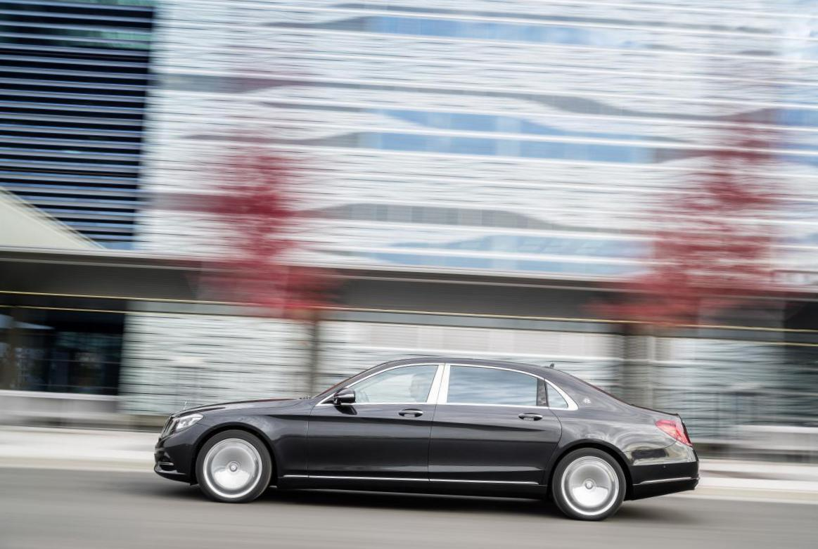 Mercedes Maybach S-Class reviews sedan