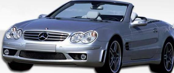 Mercedes SL-Class (R230) Specifications 2010