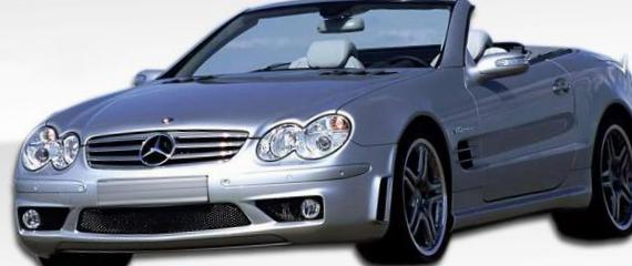 Mercedes SL-Class (R230) used 2006
