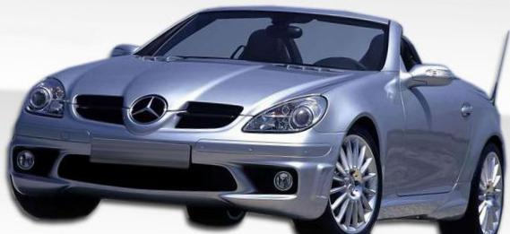 Mercedes SLK-Class (R171) Specifications 2009