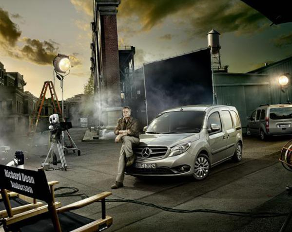 Mercedes Citan Kombi (W415) parts 2008