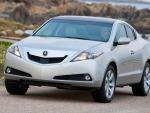 Acura ZDX lease suv