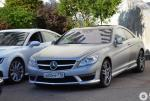 Mercedes CL-Class (C216) reviews 2013