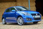 Suzuki Swift Sport 5 doors used hatchback