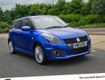 Swift Sport 5 doors Suzuki parts 2012