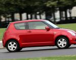 Swift Sport 3 doors Suzuki model suv