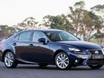 Lexus IS 250 reviews 2013