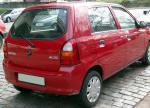 Suzuki Alto how mach sedan