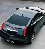 CTS Coupe Cadillac new 2013