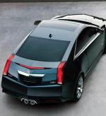 Cadillac CTS-V Coupe concept sedan